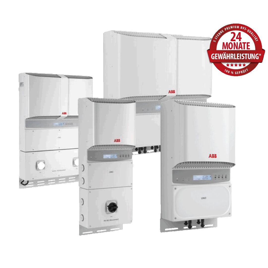 ABB Aurora Power-One PVI Wechselrichter – Produktüberholende Reparaturen & Service