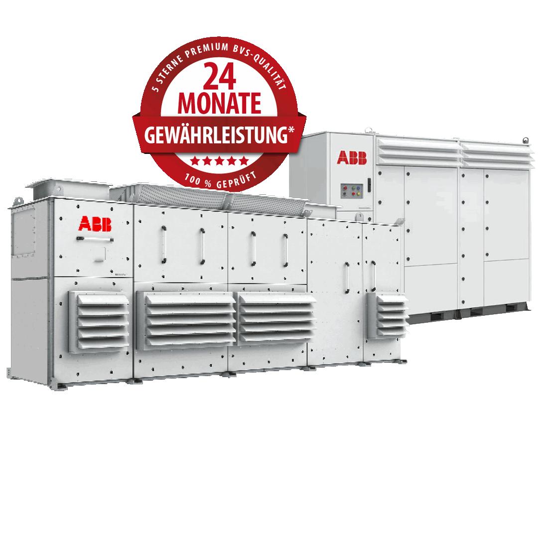 ABB Aurora Power-One Central Inverter – Produktüberholende Reparaturen & Service