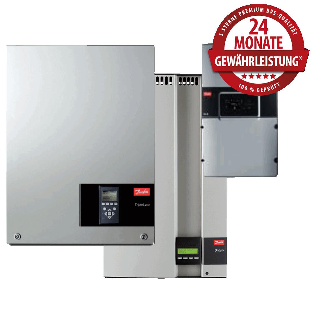 Danfoss Wechselrichter – Produktüberholende Reparaturen & Service