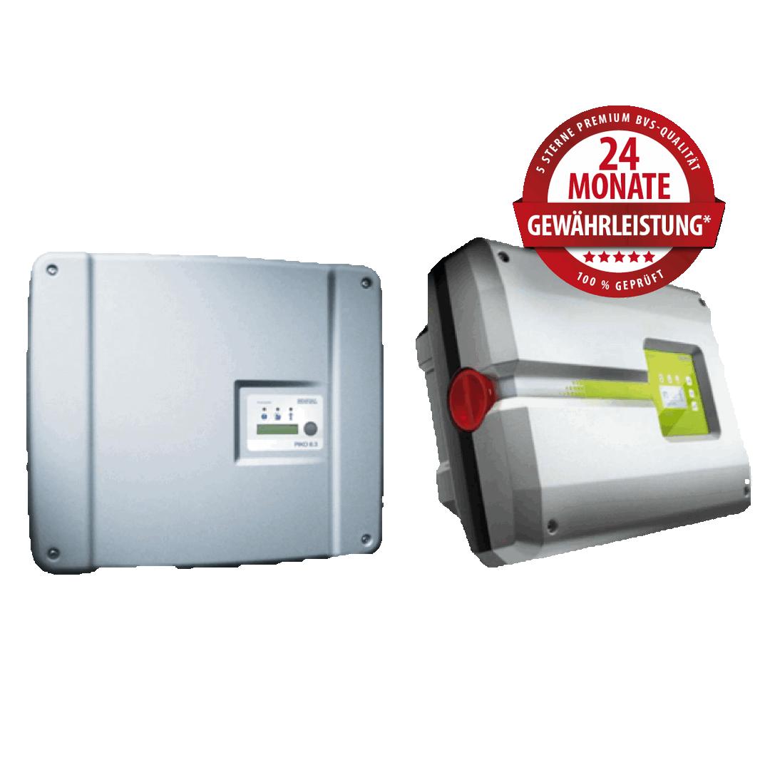 Produktüberholende Reparaturen und Service für KOSTAL PIKO-Wechselrichter