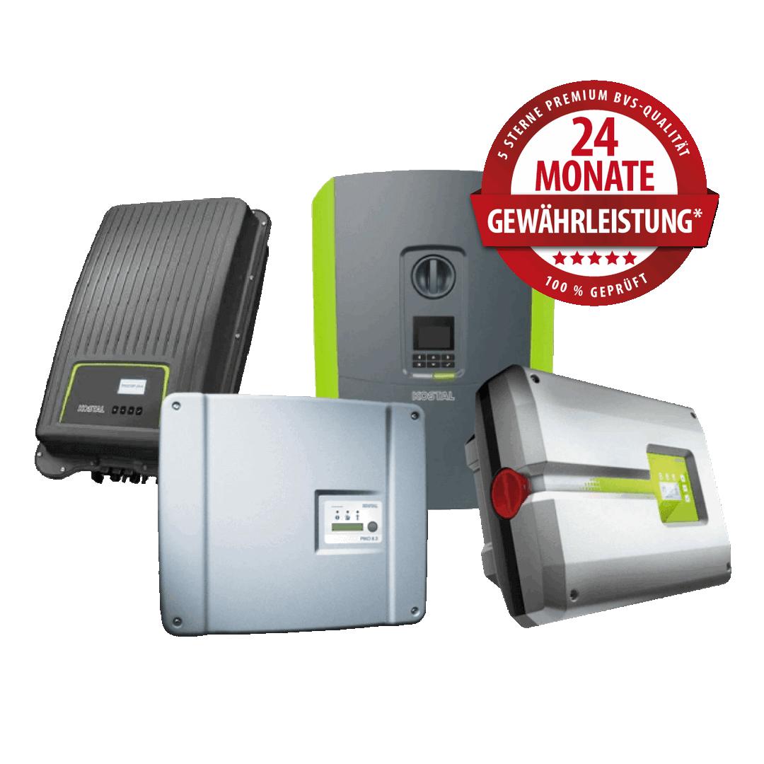 Sie haben Probleme mit Ihrem KOSTAL Wechselrichter? Wir helfen Ihnen weiter! Produktüberholende Reparaturen & Service