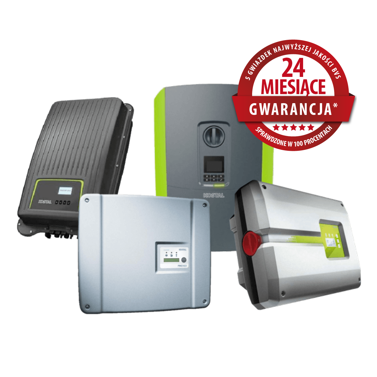 You got problems with your KOSTAL inverter? Repair and services for KOSTAL inverters
