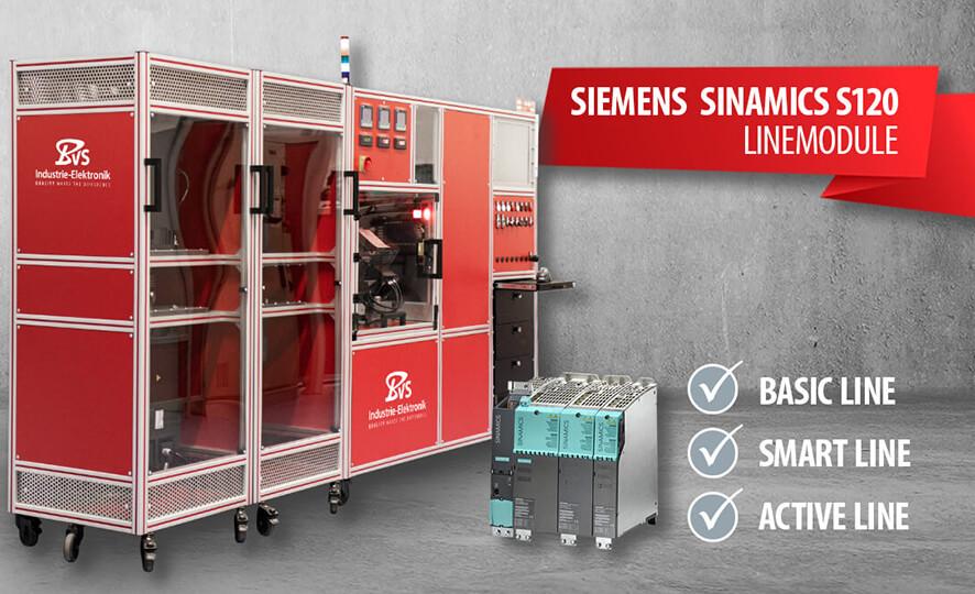 SINAMICS S120 - Reparatur, Ersatzteile, Neuteile, Service