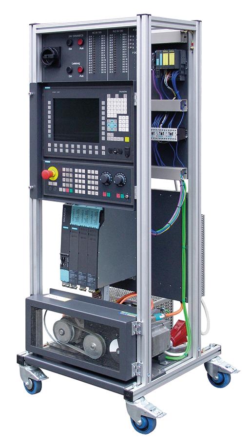 Siemens CNC vezérlések – javítás, alkatrész, szolgáltatások