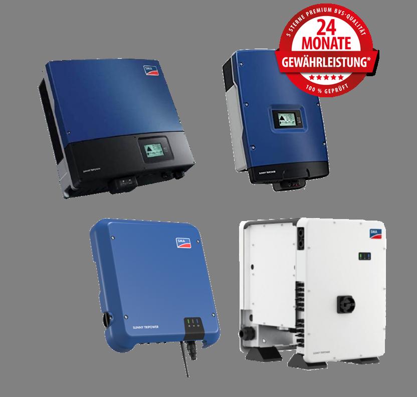 SMA Sunny Tripower Wechselrichter – Produktüberholende Reparaturen & Service