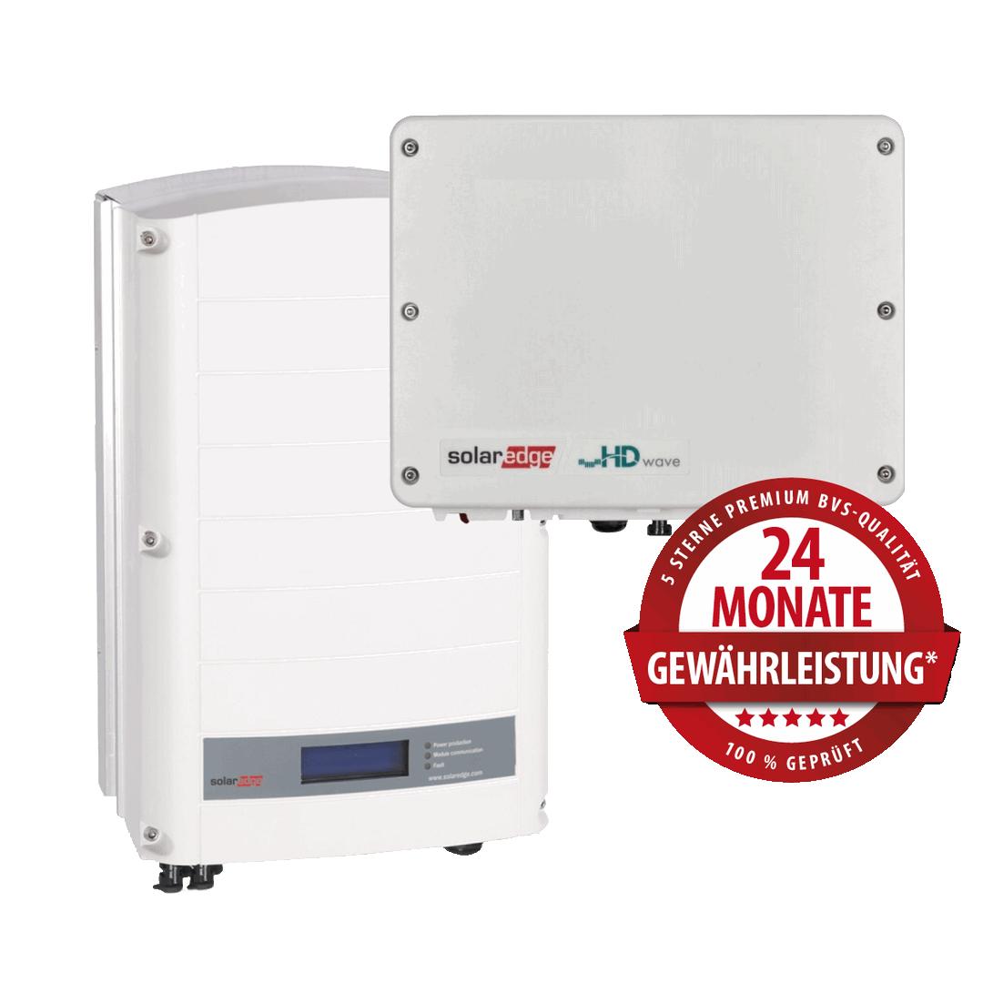 SolarEdge Wechselrichter – Produktüberholende Reparaturen & Service
