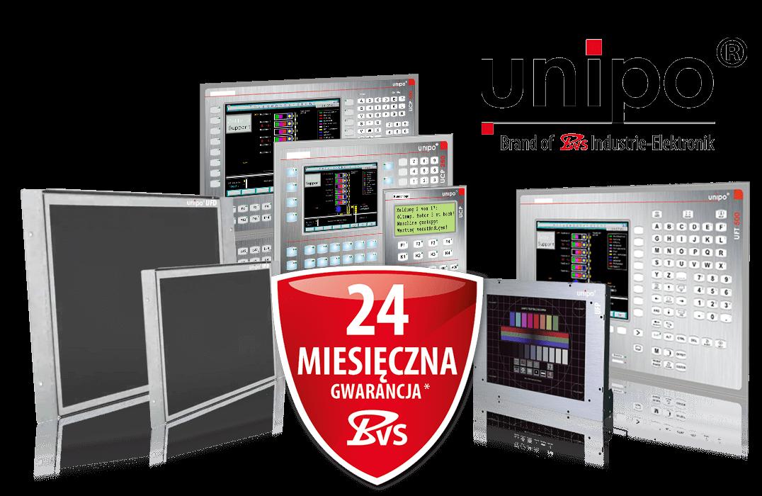 Indywidualne rozwiązania dla systemów wizualizacyjnych – unipo®
