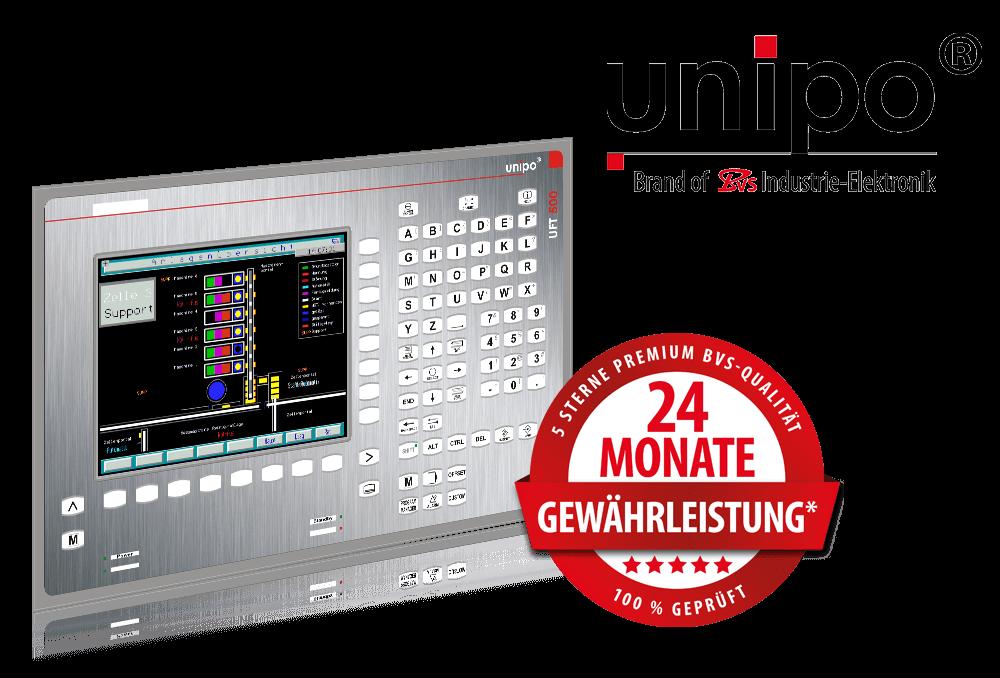 unipo® Monitore - Reparatur, Ersatzteile, Neuteile, Service