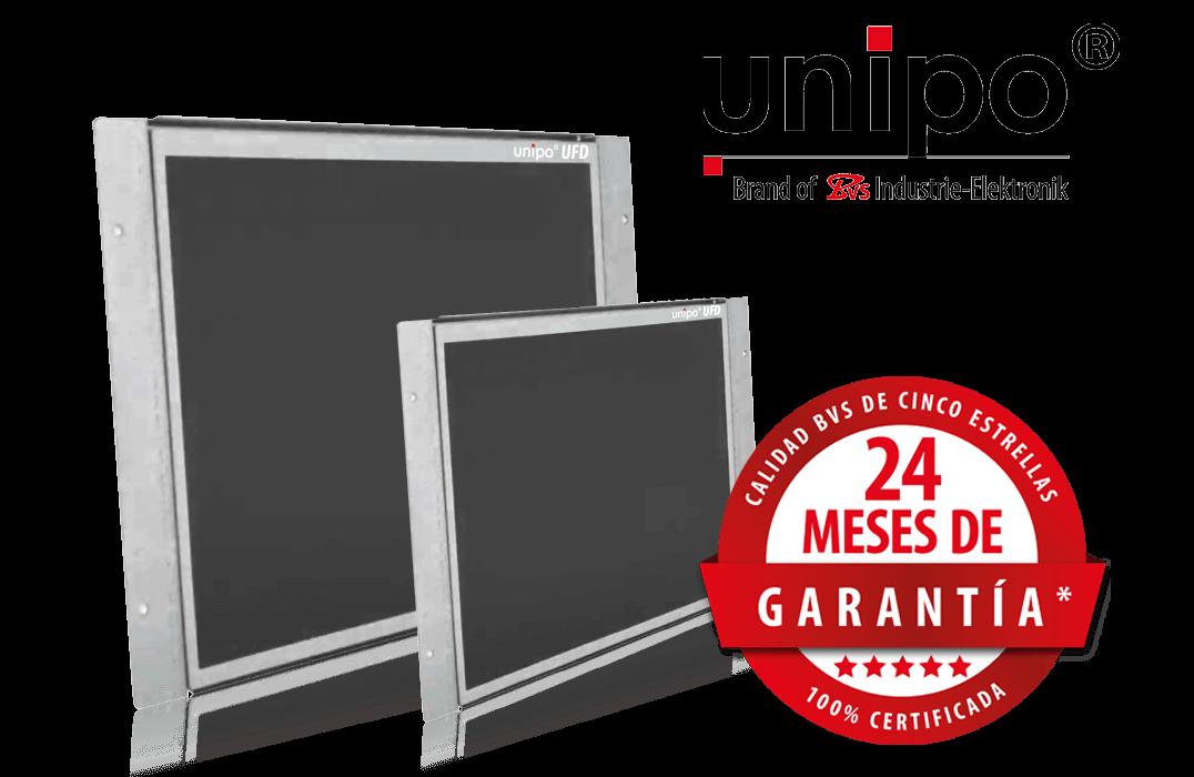 unipo® Soluciones de repuesto para pantallas - Reparación, repuestos, recambios, piezas nuevas, servicio