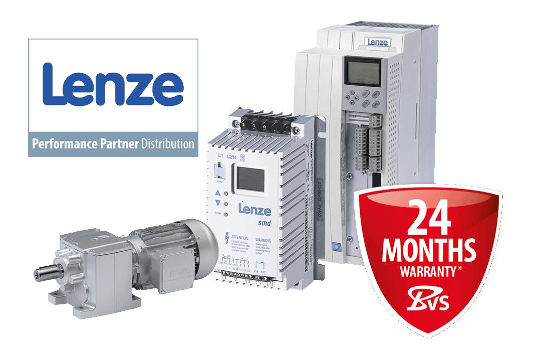 Lenze Performance Partner Distribution