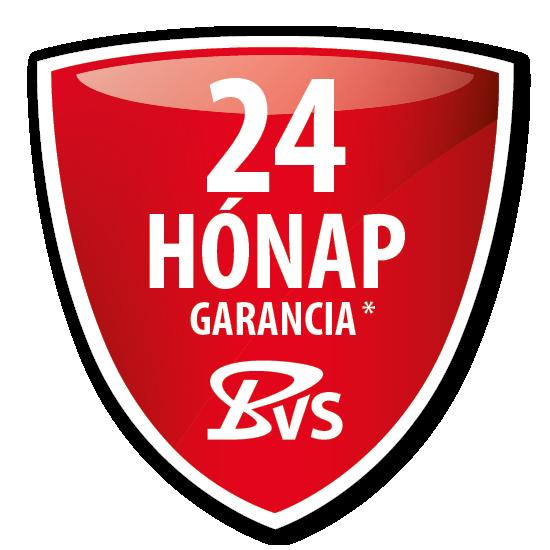 24 hónap Garancia*